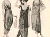 Tenues femme soirée déguisée prohibition 2