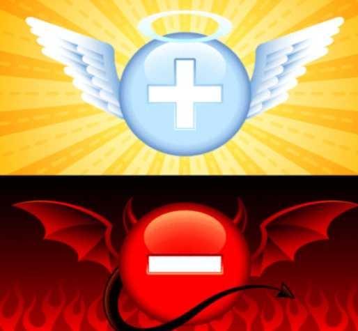 thème de soirée déguisée ange ou démon