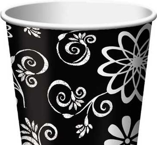 thème de soirée déguisée black and white