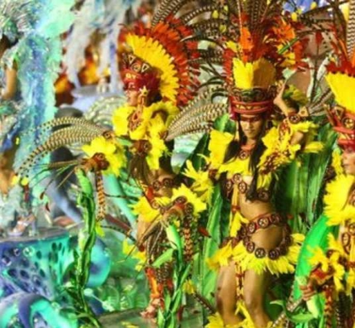 thème de soirée déguisée Carnaval de Rio