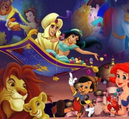thème de soirée déguisée Disney