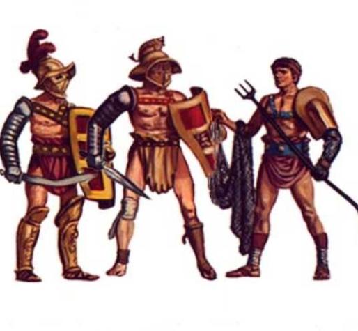 thème de soirée déguisée gladiateurs