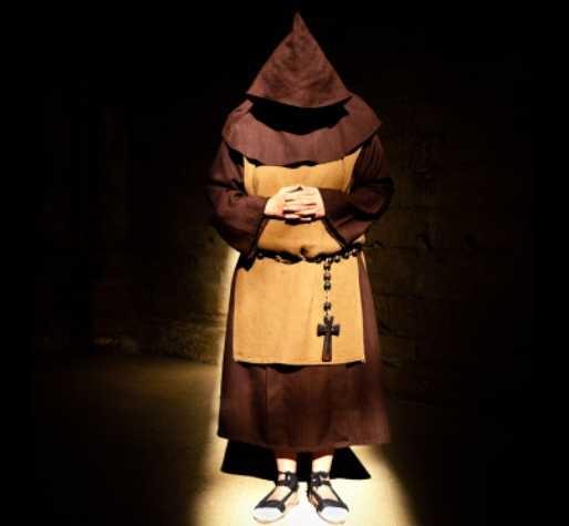 thème de soirée déguisée moines