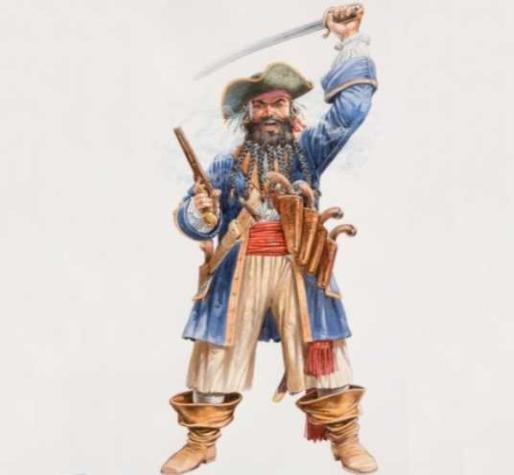 thème de soirée déguisée pirates