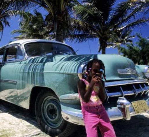 thème de soirée déguisée cubaine