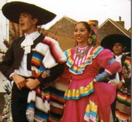 thème de soirée déguisée mexicaine