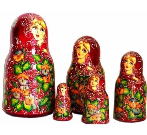 thème de soirée déguisée russe