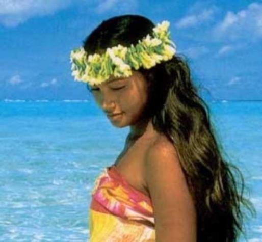 thème de soirée déguisée tahitienne