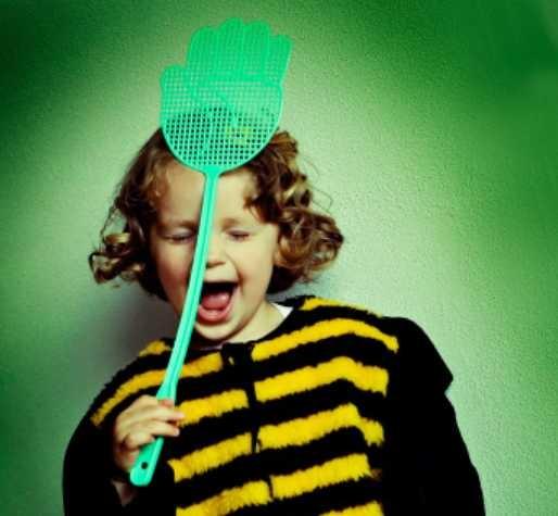 thème de soirée déguisée insectes